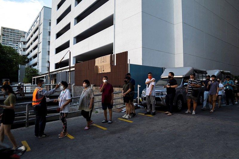 Thailand Reports Three New Coronavirus Cases, No Additional Deaths