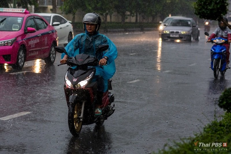 More Heavy Rains Anticipated In Thailand