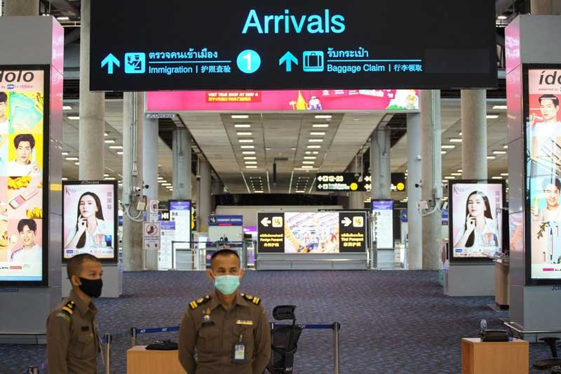 COVID-19: Here Are The Requirements For Foreigners Wishing To Enter Thailand