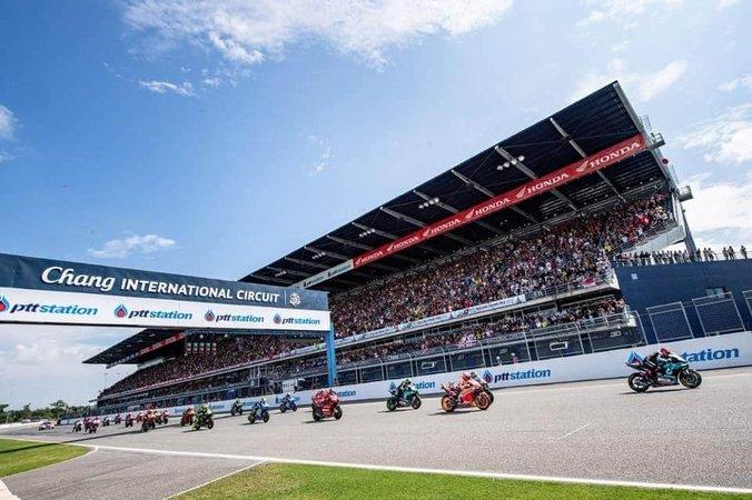 Thailand's 2020 MotoGP Race Scrapped Over Virus Fears