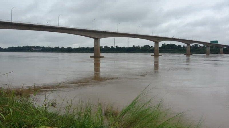 Nong Khai Braces For Potential Flood