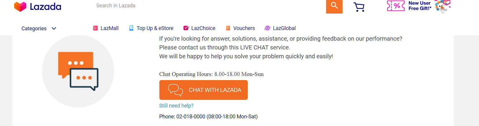 How To Contact Lazada General Topics Thailand Visa Forum By Thai Visa